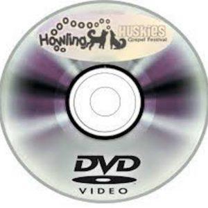 Howling Husky DVD's